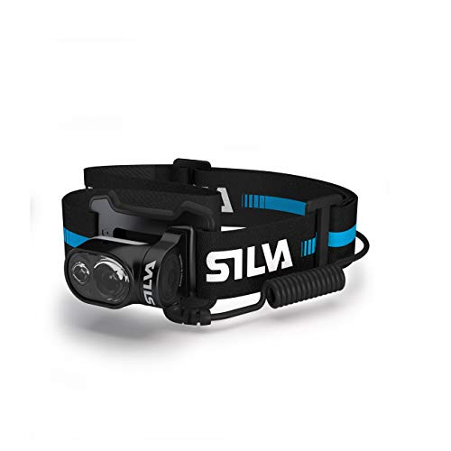 Silva Headlamp Cross Trail 5X Black Blue