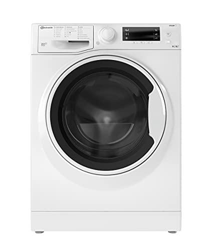 Bauknecht WATK Pure 96L4 DE N Waschtrockner / 9/6kg Waschen/Trocknen / Flecken 40° / Dampf-Programm / ProSilent Motor / Wolle-Programm / Nachlegefunktion / Kurzprogramm 45 Min