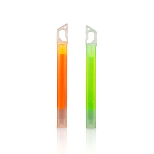 Lifesystems – 15 Hour Lightsticks x 2, Couleur Red/Green