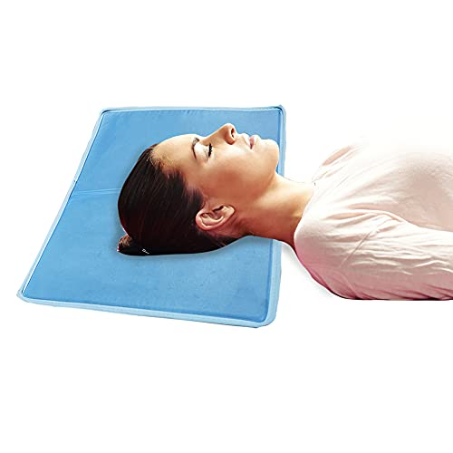 Summer Pillow, Cool Pillow Cold Pack Pain Relief for Injuries Cooling Pad Cold Therapy Compress Cool Pillow [ 15.7×19.7in]