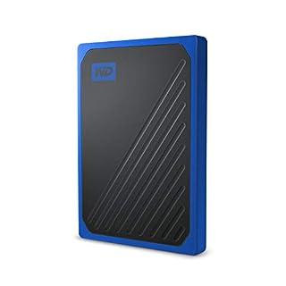 WD My Passport Go Portable 2 TB SSD, kobaltrand (B07VB4BJRN) | Amazon price tracker / tracking, Amazon price history charts, Amazon price watches, Amazon price drop alerts