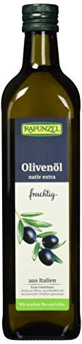 Rapunzel Olivenöl fruchtig, nativ extra, 1er Pack (1 x 0,75l) - Bio