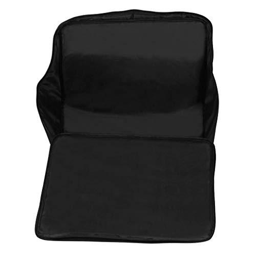 Bonarty Tragetasche Akkordeon Rucksack Tasche für 40-120 Bass Akkordeon, Piano Akkordeon Etui Gig Bag, Hohe Qualität