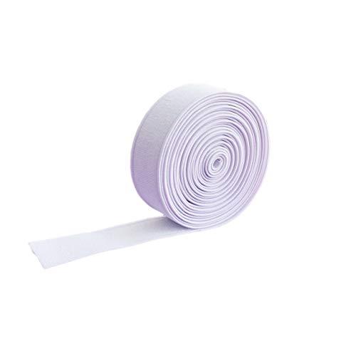 White Waist Sewing Elastic Band 3 Yards for DIY Pants Waistband...