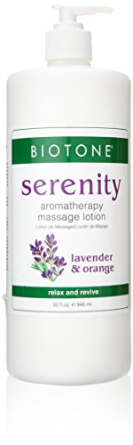 BIOTONE Serenity Aromatherapy Massage Lotion - 1 Gal