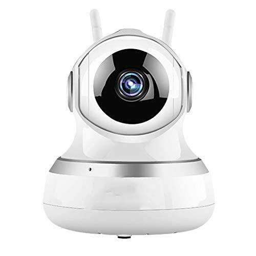 Yjll Draadloze camera voor babytelefoon, bewegingsdetectiealarm tegelijkertijd online tweewegs-audiokamera voor meerdere gebruikers