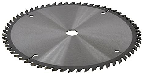 Hoja de sierra circular de 160 mm x 22,23 mm x 60 dientes (sierra de habilidad) para discos de corte de madera para Bosch Makita Dewalt, etc.