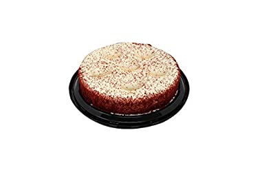 "Our Specialty 8"" Single Layer Red Velvet Cake, 26.50 oz"