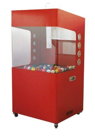 Máquina Clásica de Aire para Bingo