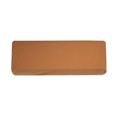 BESPORTBLE Waterdichte Air Conditioner Cover Elastische Wandmontage Stofafwasmiddel Cover Bug Protector Raam Airco Tas voor Home Office (Orange)