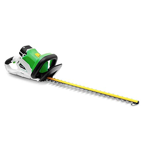 LYYJIAJU Rotary Mowers 40V Cordless Hedge Trimmer, Hedge Cutter with Battery and Charger Rotary Handle Cutting Diameter 17mm Gardening Tools (Size : Battery1)