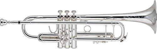 Bach 19037 Stradivarius Series Trompeta Bb de 50 aniversario, 190S37 plateado