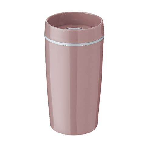 Stelton Rig TIG by Bring-IT to-Go - Rose - Kunststoff/Silikon - Becher/Thermobecher - (HxD) 16,5 x 8,5/0,34 l