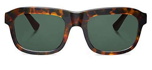 MR. BOHO Astoria Gafas, Cheetah tortoise, 52x22x145 Unisex Adulto