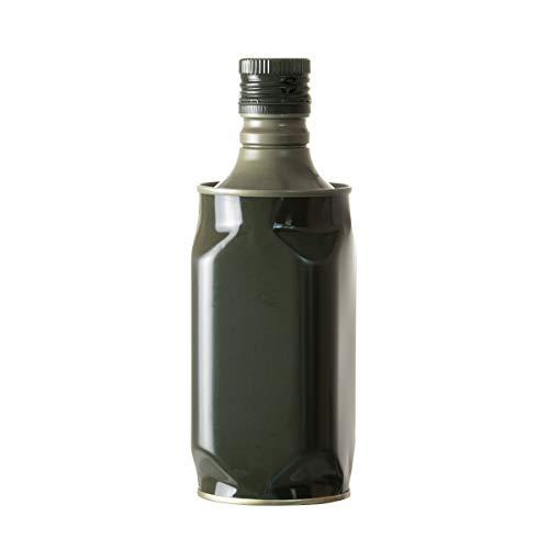 STI Latta a Bottiglia 500ml per Olio con Tappo a Vite e salvagoccia
