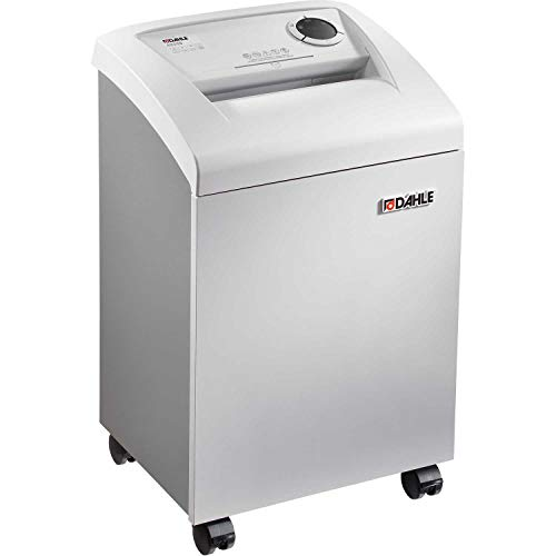 Great Price! Dahle 41214 CleanTEC Small Office Professional Cross Cut Paper Shredder