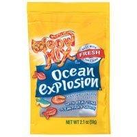 Meow Mix Tartar Control Ocean explosión Cat Treats (2.1-oz Pouch) by del Monte Foods