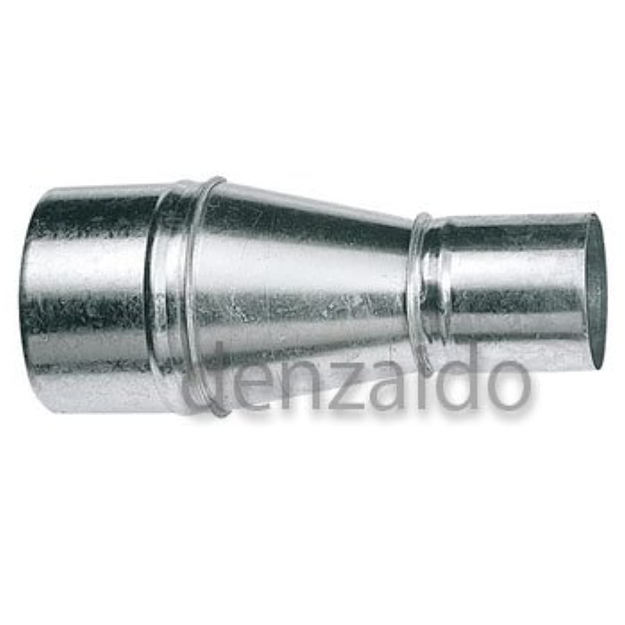 インレイ飲食店正規化バクマ工業 片落管(レジューサー) 呼び径150×100 SPD-R150×100