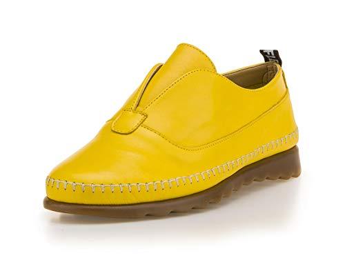 the flexx scarpe donna The FLEXX Cheepee Scarpa Bassa Donna Giallo 37 EU