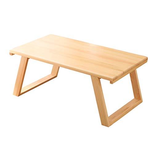Jardín Mesas Tavolino In Legno con Gambe In Legno Massello Tavolino Da Divano Tavolino Multifunzionale Tavolino Moderno Ed Elegante Colore Legno Mesas de Centro