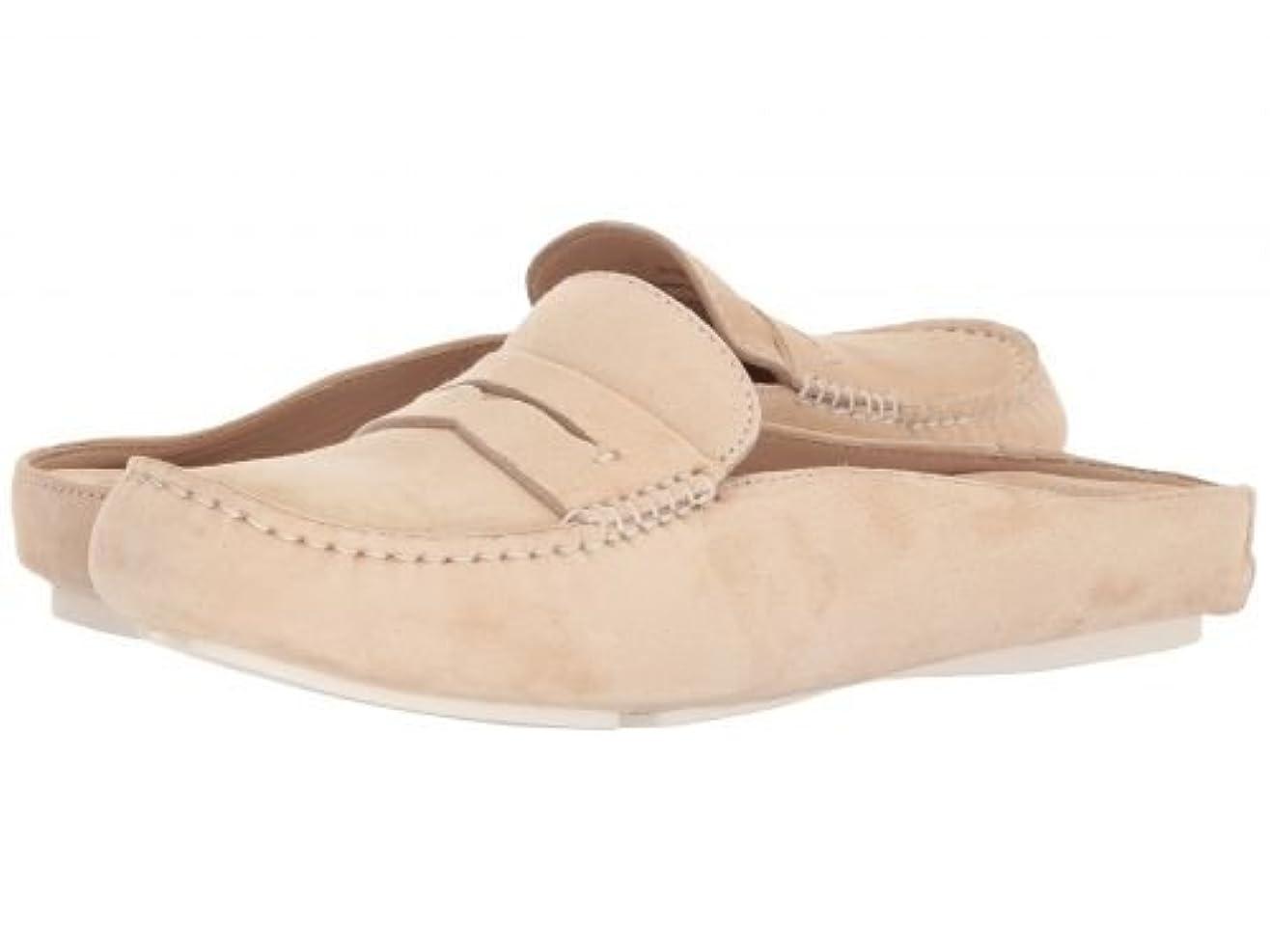 リーチ許さない考古学者Johnston & Murphy(ジョーンストンアンドマーフィー) レディース 女性用 シューズ 靴 ローファー ボートシューズ Myah - Beige Kid Suede [並行輸入品]