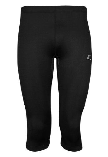 newline Herren Base Dry N Comfort Knee Tights, Schwarz, S