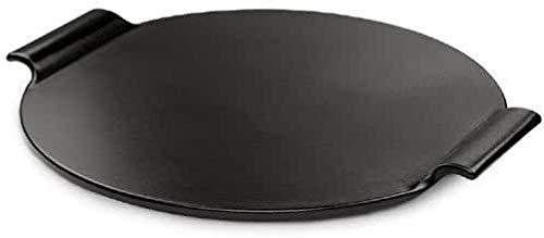 Weber Pizza Stein 40, 5cm, schwarz, 42 x 42 x 56 cm, 6730