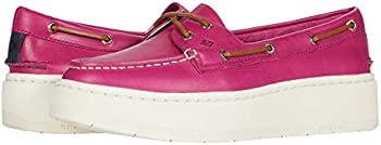 Sperry Women's A/O Platform Leather Boat Shoes