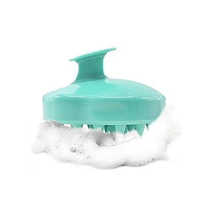 Hair Scalp Massager Shampoo Brush, Scalp Care Hair Wash Brush Silicone Comb