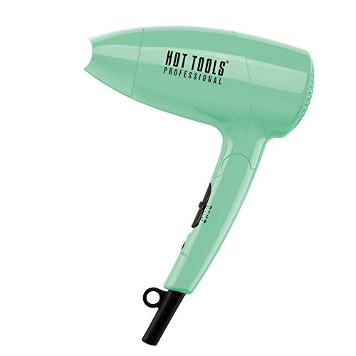 HOT TOOLS Professional Lightweight Mini Travel Hair Dryer