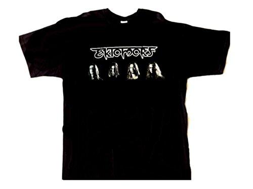 EKTOMORF - Tour 2006 - T-Shirt - Größe Size XXL