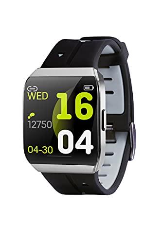Xwatch Tt-xs-w - Preto/Pulseira Cinza - 1 - Android