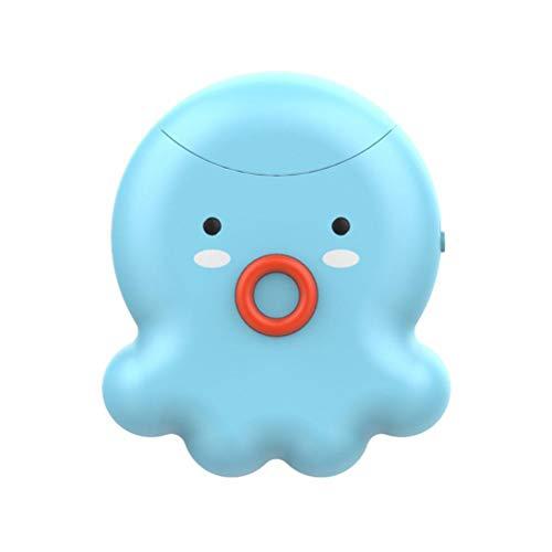 Mify Cortaúñas de bebé, lindo pulpo eléctrico cortaúñas de pulpo, seguro y silencioso, cortaúñas de bebé para recién nacidos, bebés y niños pequeños