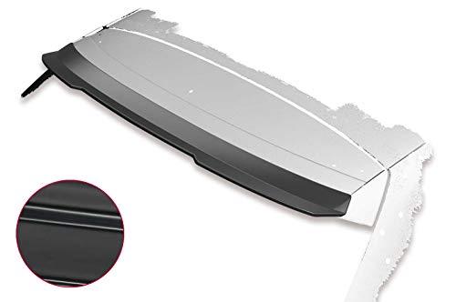 CSR-Automotive Heckflügel schwarz matt lackierfreundlich HF580-L