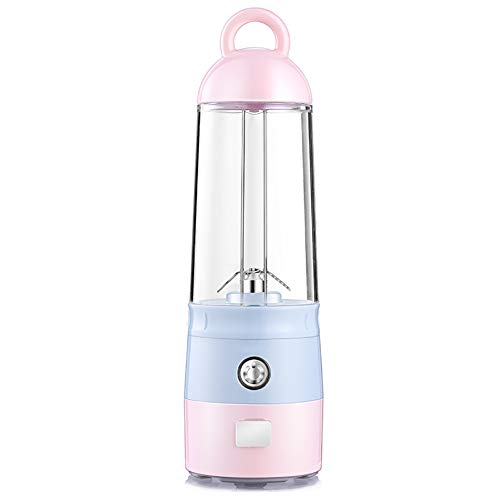 Personal Mini Blender Portable Juicer can Make a Cup of Smoothie in 10 Seconds Perfect for Fruit Milk Shake Baby Food The Best Gift for Girlfriend in Christmas