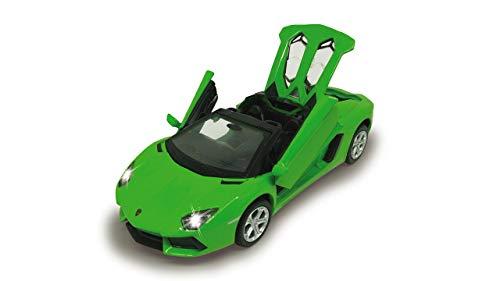 Jamara - Fahrzeuge für Modelleisenbahnen in Grün