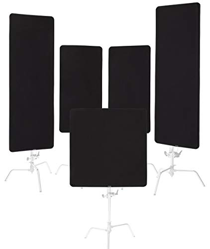 Udengo - Floppy Cutter Studio Set - Black Solid Flag Studio - Set