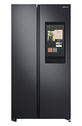 SAMSUNG 673 L Frost Free Multi-Door Refrigerator(Gentle Black Matt, RS72A5FC1B4/TL)