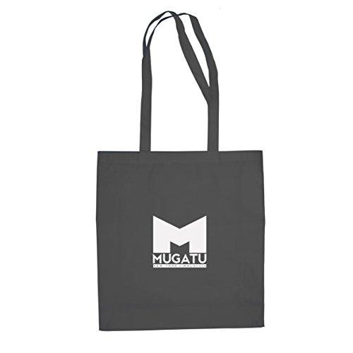 Planet Nerd Mugatu - Stofftasche/Beutel, Farbe: grau