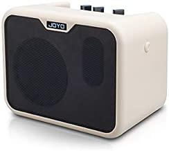 Bass Guitar Amplifer,SUNYIN 10 Watt Protable Amp for Bass,Electric Guitar Bass amp for Indoor Practice