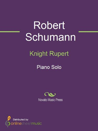 Knight Rupert - Piano (English Edition)