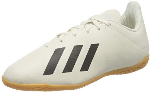 adidas X Tango 18.4 IN J, Zapatillas de fútbol Sala Unisex niño, Multicolor (Casbla/Negbás/Dormet 0), 31.5 EU