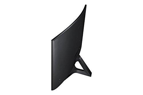 Samsung C27F398 27-Inch Curved LED Monitor - Black Gloss - HDMI, Displayport