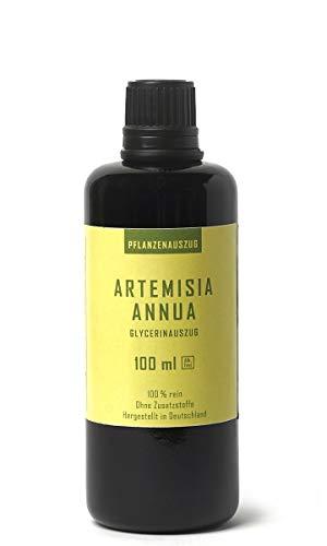 Artemisia Annua alkoholfrei 100ml, hochkonzentrierter Pflanzenauszug des Einjährigen Beifußes auf Glycerinbasis