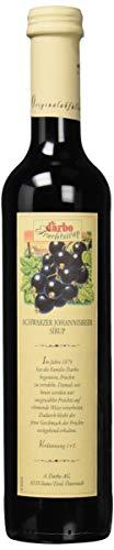 D'Arbo Schwarze Johannisbeere Sirup, 500 ml