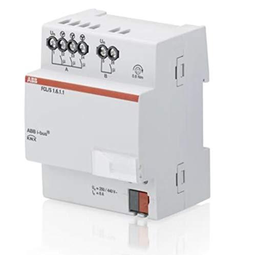 Niessen - Actuador ventilador/fan coil 1 canal 6a
