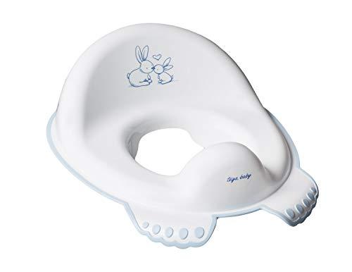 Reductor Antideslizante de inodoro con banquito