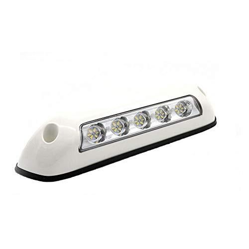 12 V 30 LED Markise Veranda lámpara Auto impermeable iluminación interior barra de luz para yates, barcos, caravanas, autocaravanas 4x4