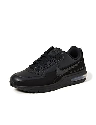 Nike Air MAX LTD 3, Zapatillas de Correr Hombre, Negro, 42.5 EU