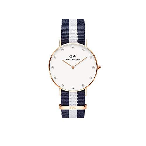 Daniel wellington orologio 34mm donna classy glasgow rose gold DW00100078
